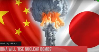 china nuclear threat
